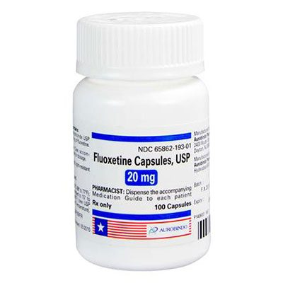 Buy Fluoxetine 20mg online